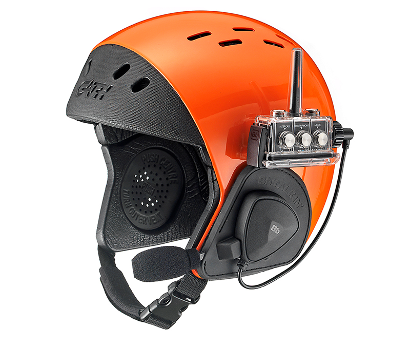 BbTALKIN products fit perfect with Gath Sport helmets
